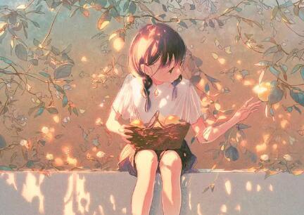 生命是一个说故事的人
